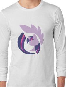 Emblem of Harmony - Twilight Sparkle (Alicorn) Long Sleeve T-Shirt