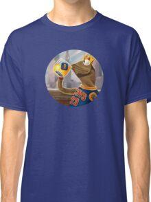 Kermit Sipping Tea - LeBron James Classic T-Shirt