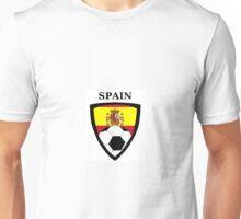 Spain Soccer  Unisex T-Shirt