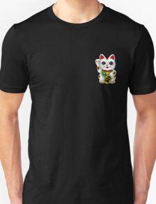 Japanese Lucky Cat Unisex T-Shirt