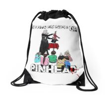 Hellraiser - La otra cara de Pinhead (The other side of Pinhead) Drawstring Bag