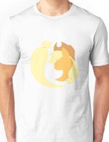 Emblem of Harmony - Applejack Unisex T-Shirt