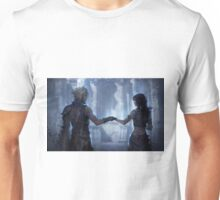 Cloud Strife and Tifa Lockhart Unisex T-Shirt