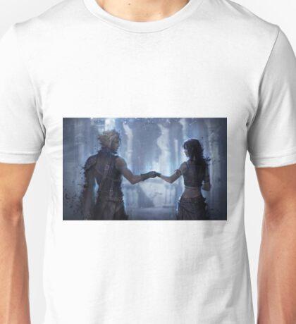 Cloud Strife and Tifa Lockhart Unisex T-Shirt