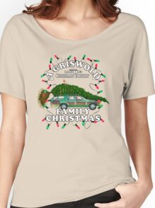 National Lampoon's - Christmas Tree Car Women's Relaxed Fit T-Shirt