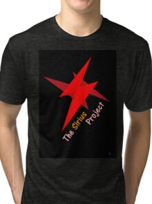 THE SIRIUS PROJECT Tri-blend T-Shirt