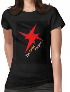 THE SIRIUS PROJECT Womens Fitted T-Shirt