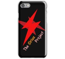 THE SIRIUS PROJECT iPhone Case/Skin