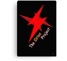 THE SIRIUS PROJECT Canvas Print
