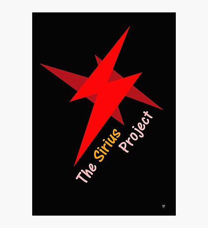 THE SIRIUS PROJECT Photographic Print