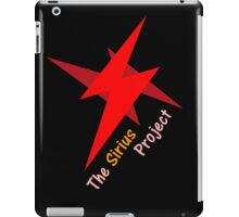 THE SIRIUS PROJECT iPad Case/Skin