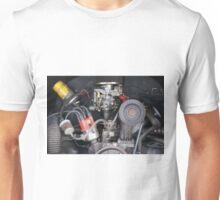 Camper Van engine exposed Unisex T-Shirt