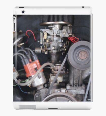 Camper Van engine exposed iPad Case/Skin