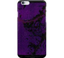 USGS TOPO Map Alaska AK Ruby A-5 358576 1952 63360 Inverted iPhone Case/Skin