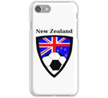 New Zealand Soccer  iPhone Case/Skin