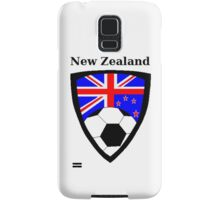 New Zealand Soccer  Samsung Galaxy Case/Skin