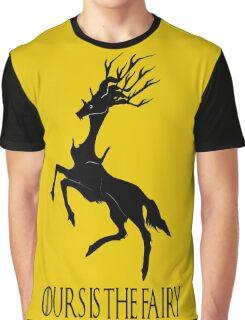 House Baratheon Graphic T-Shirt