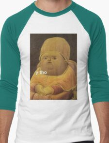 Y Tho Men's Baseball ¾ T-Shirt
