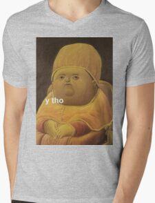 Y Tho Mens V-Neck T-Shirt