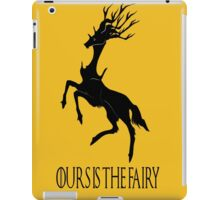 House Baratheon iPad Case/Skin