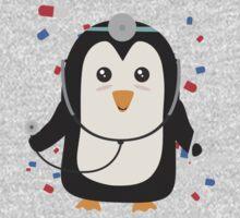 Penguin doctor   Kids Tee