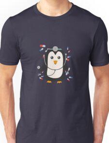 Penguin doctor   Unisex T-Shirt