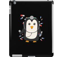 Penguin doctor   iPad Case/Skin