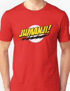 JUMANJI! - The Big Bang Theory Unisex T-Shirt