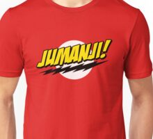 JUMANJI! - The Big Bang Theory Unisex T-Shirt