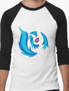 Emblem of Harmony - Vinyl Scratch (DJ Pon3) Men's Baseball ¾ T-Shirt