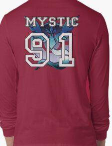 "Personal Mystic ""Jersey"" Long Sleeve T-Shirt"
