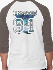 "Personal Mystic ""Jersey"" Men's Baseball ¾ T-Shirt"