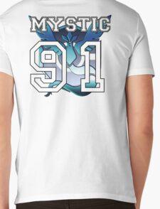 "Personal Mystic ""Jersey"" Mens V-Neck T-Shirt"