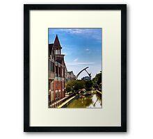 Lincoln street3 Framed Print