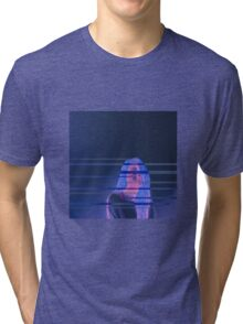 Psychedelic Tri-blend T-Shirt