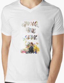 JUNG HO SEOK | YOUNG FOREVER Mens V-Neck T-Shirt