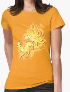 Kitsuninetales Womens Fitted T-Shirt