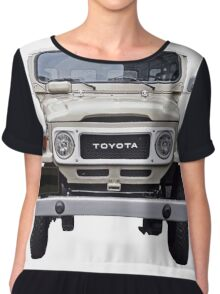 Toyota FJ-40  Chiffon Top