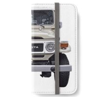 Toyota FJ-40  iPhone Wallet/Case/Skin