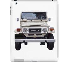 Toyota FJ-40  iPad Case/Skin