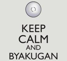 Keep Calm and Byakugan a by Dan C