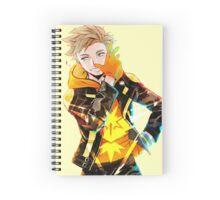 Odin Spark Spiral Notebook