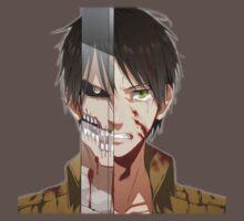 Past Eren's pain v2 by Dan C