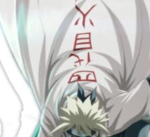 Minato Arrives on the Battlefield Sticker