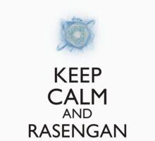 Keep Calm and Rasengan a Kids Tee