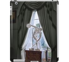 Towneley Hall-Sculpture(Male) iPad Case/Skin