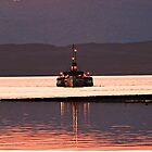 Last Sea Going Paddle Steamer in The World PS Waverley. by youmeus