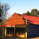 The Billy Tea Store - Carcoar by Marilyn Harris