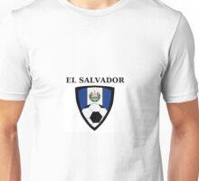 EL Salvador Soccer  Unisex T-Shirt
