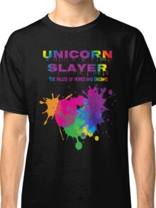 Unicorn Slayer T Shirt Classic T-Shirt